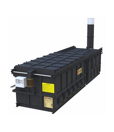 Оборудование для обезвреживания опасных отходов